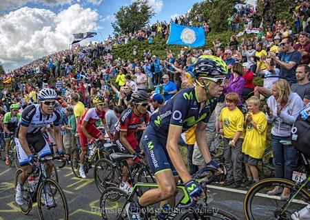 Le Tour 2014 by Dave Rippon