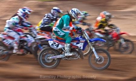Race On  Tom Alison