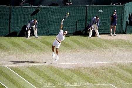 Roger Federer by Willem Van Herp