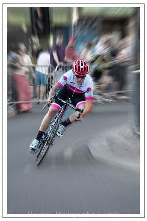 Street Racer by Tom Allison