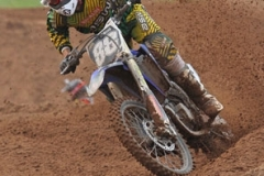 Motocross Rider by Andy Kent