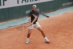 Rafael Nadal by Willem Van Herp