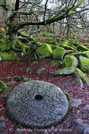 Padley Gorge by Andy Kent