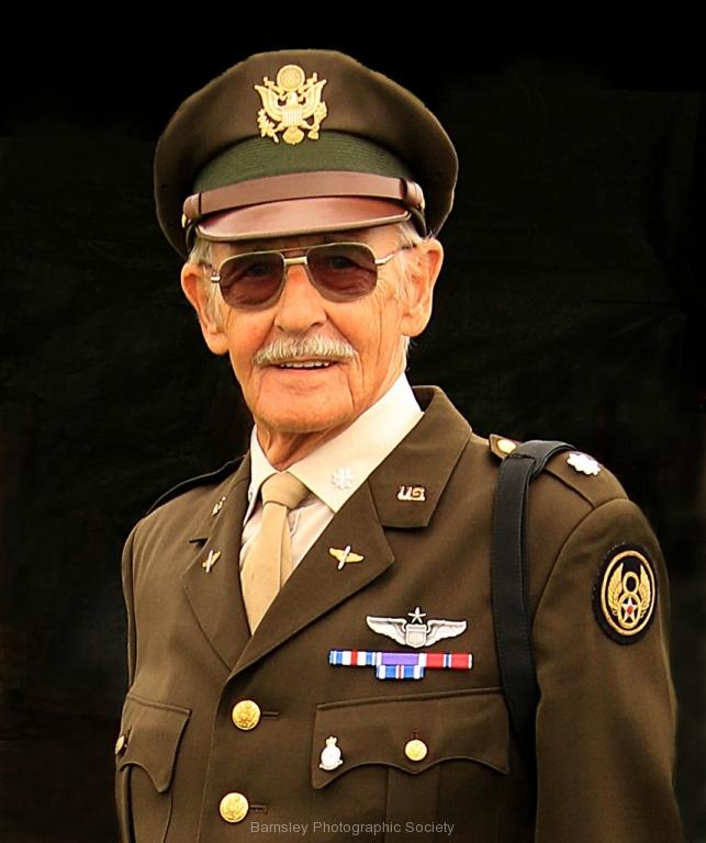 US Veteran by Tom Allison
