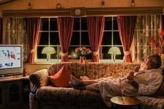 Night in TV Viewing by Bob Harper