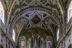 Siade Altar Santa Maria Delle Scale, Notto Sicily by Jeff Moore
