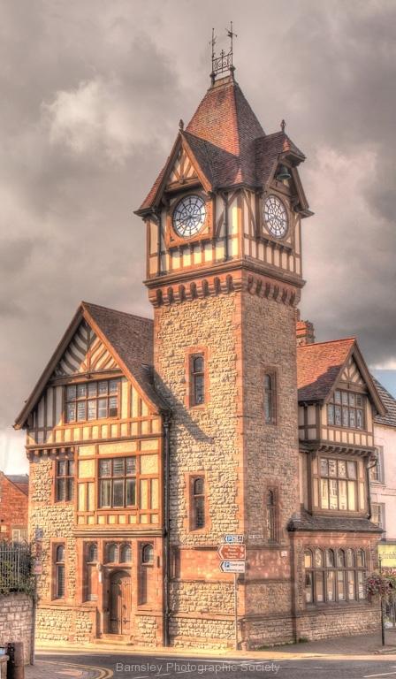 Elizabeth Barrett Brownings House by Tom Allison