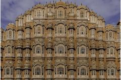 Hawa Mahal Palace, Jaipur by Jeff Moore