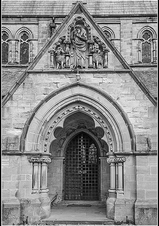 Skelton-Cum-Newby Church  by Bob Harper