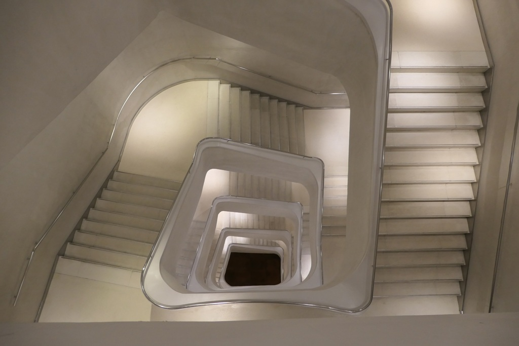 White Staircase by Willem Van Herp
