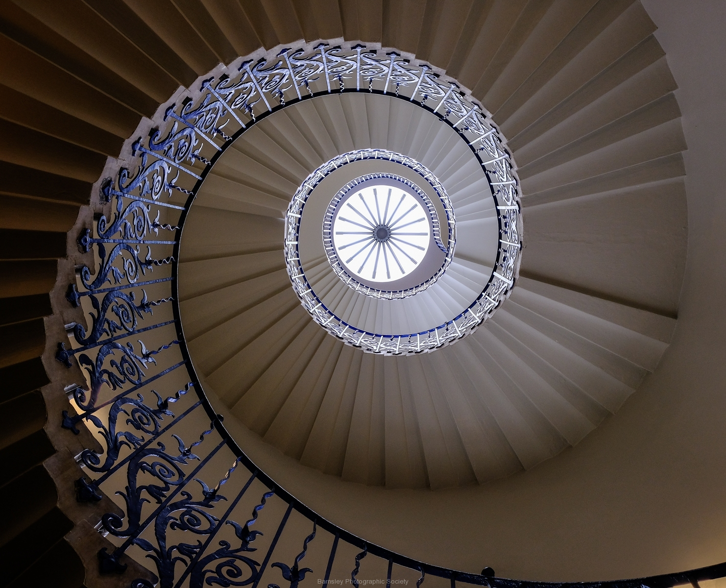 Tulip Staircase Greenwich by Phil Edwards