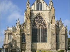 Rear View of Ripon Cathedral by Bob Harper