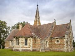 St Stephens Church Aldwark Village by Bob Harper