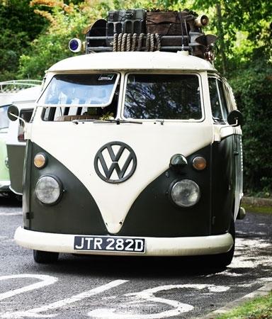Split Sceen VW by Brian Crossland