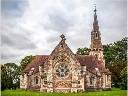 St. Stephens Church, Aldwick Village by Bob Harper