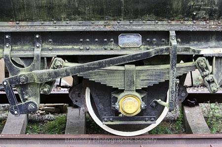 Wagon Wheel Arrangement by Brian Crossland