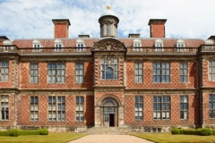 Sudbury Hall Rear Elevation by Phil Holmes