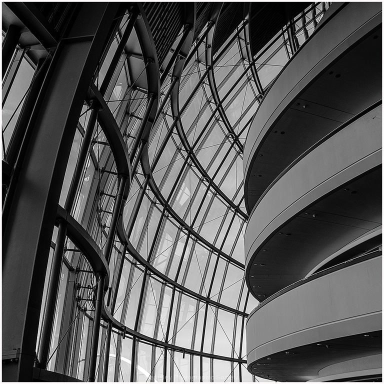 Sage Building Gateshead - Interior Detail by Jeff Moore