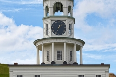Old Town Clock, Halifax Nova Scotia by Dave Rippon