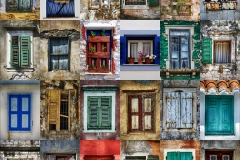 French Windows by Jeff Moore