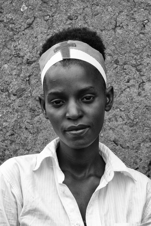 Ugandese Helper by Willem Van Herp