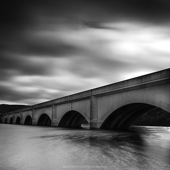 Ashopton Viaduct by Jeff Moore