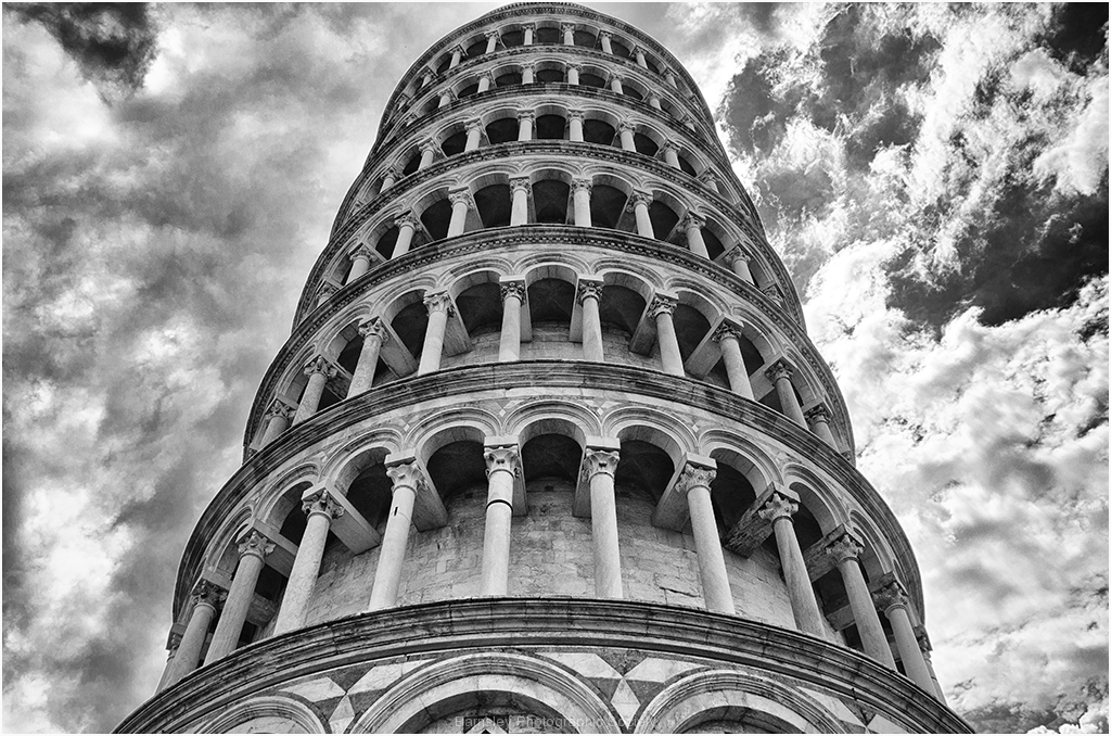 Leaning Tower by Jeff Moore