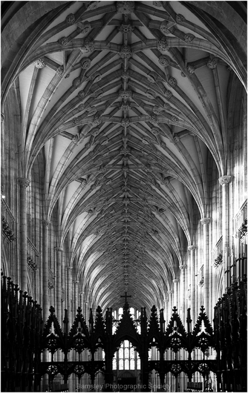 Salisbury Cathedral by Jeff Moore
