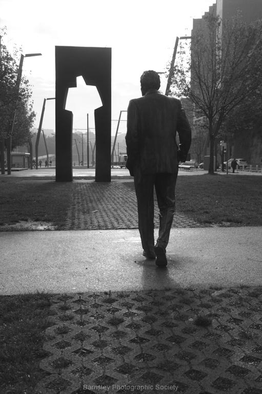 Streetwalker by Phil Edwards