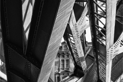 Tyne Bridge Detail by Jeff Moore