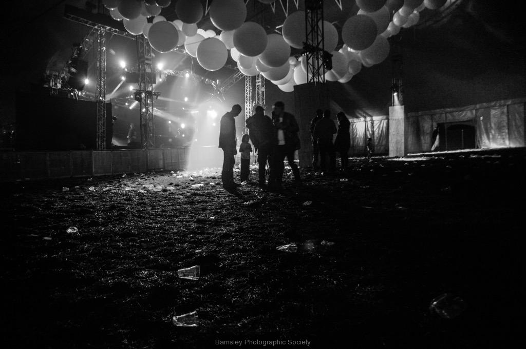 Curfew by Glynn Rhodes