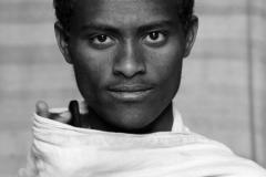 Ethiopian Man by Willem Van Herp
