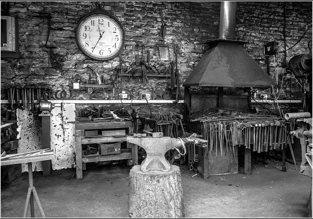 Smithys Forge by Bob Harper
