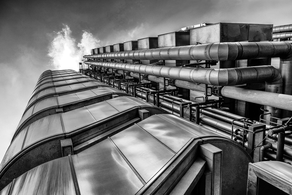 Lloyds Building by Phil Edwards