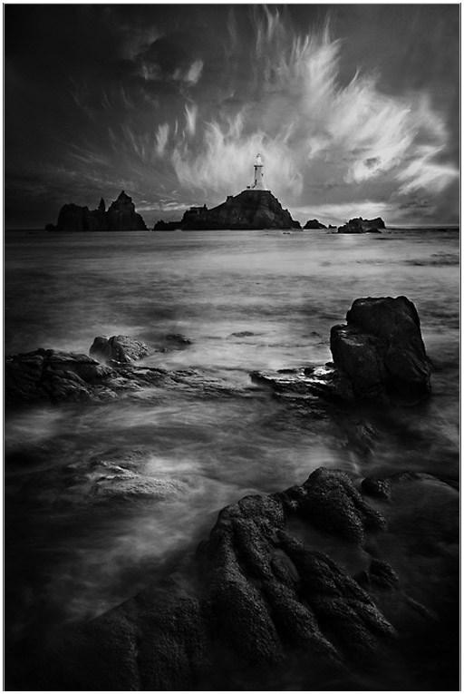 The Lighthouse by Terri Thorpe