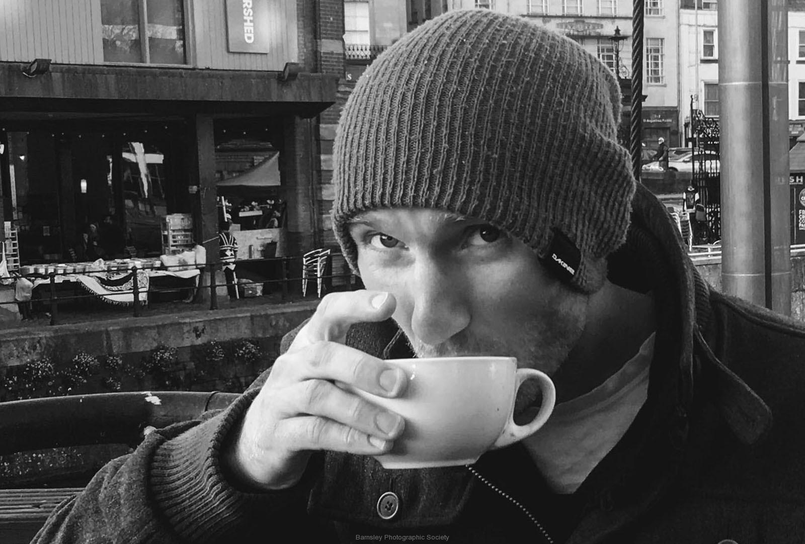 Josh in Bristol by Rowena Ashbee