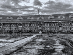 Nazi Party Rally Grounds by Dave Rippon