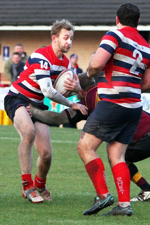 TACKLE by Brian Crossland