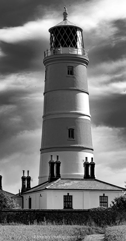 LIGHTHOUSE by Brian Johnson