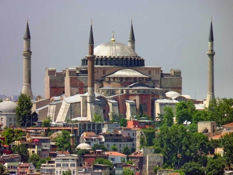Hagia Sofia Museum, Istanbul