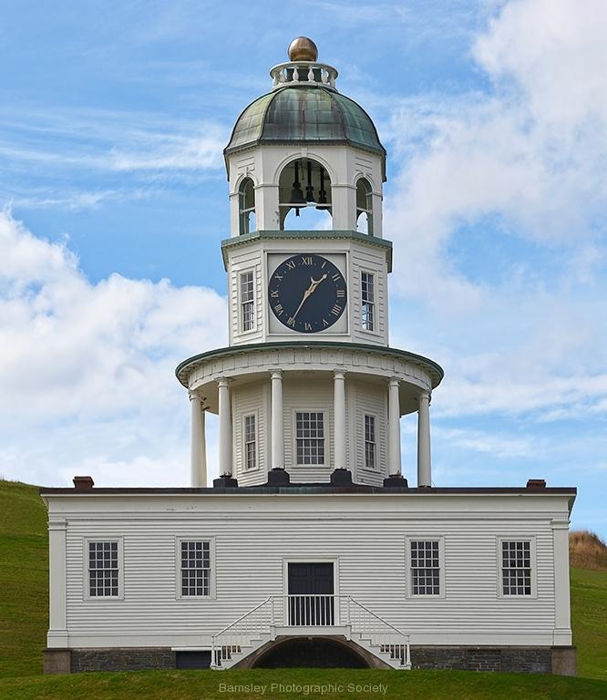 Old Town Clock, Halifax Nova Scotia