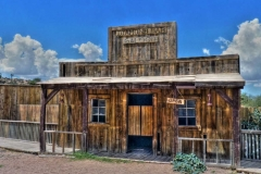 Diamond Bar Saloon, Arizona