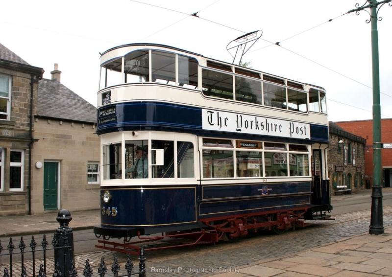 Blue-Tram