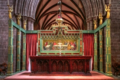 13 Altar Chester Cathedral Print