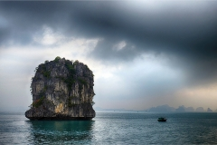 18 EVENING IN HALONG BAY by Jeff Moore
