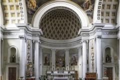 ALTER SAN BIAGIO CHURCH MONTEPEPULCIANO by Jeff Moore