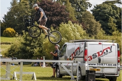 Bicycle Stunt Rider by Bob Harper