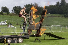 Thornton Le Dale Fire Jumper by Brian Johnson