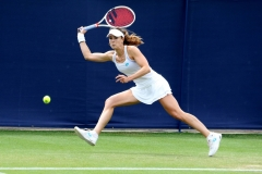 Alize Cornet by Willem Van Herp<br/>Runner Up Projected Image