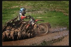 Mud Splater get the Cameras by Terri Thorpe